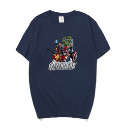 515316154 Marvel The Avengers Super Hero Iron Man Hulk Captain America Hawkeye Black  Widow Thor T Shirt For Men Women Boys Kids T Shirt