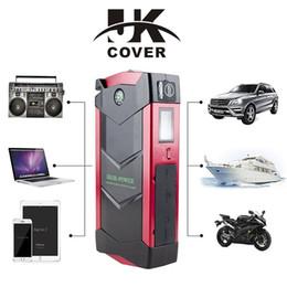 $enCountryForm.capitalKeyWord NZ - JKCOVER 12V Car Jump Starter 18000mAh Start Device Car Portable Starter Battery 600A Peak Current Smart Start Battery