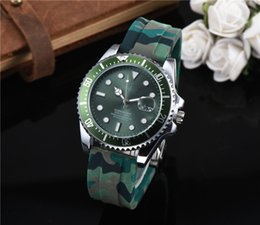 Steel belt woman online shopping - luxury men women watches with fashion trendy silicone belt designer rlbrand ladies youth student wristwatch montre orologio di lusso