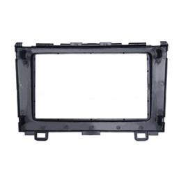 $enCountryForm.capitalKeyWord UK - 2 Din Touch Screen Car DVD Frame For Honda CRV Radio Frame Auto Stereo Panel Dashboard Trim Fascias MP3 Player Kit 2012~2015