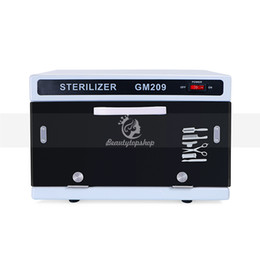 Sterilizer Salon online shopping - Professional UV Sterilizer disinfection Cabinet Drawer Beauty Tools Salon Spa Nails Equipment