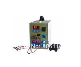 China 110V Battery Spot Welder Welding Machine with Recharge Charger Foot Pedal 787A+ suppliers