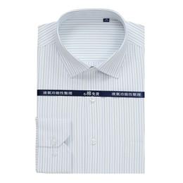 $enCountryForm.capitalKeyWord Canada - 2018 Striped fashion Mens high quality long sleeve cotton shirts formal dress shirts super large plus size XXL-6XL7XL 8XL9XL10XL