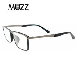 79e0491bec Discount designer prescription glasses Men TR 90 Eyeglasses Frame Brand  Prescription Glasses Frames Alloy Glasses Frame