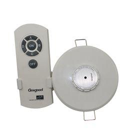 Interruptor de Controle Remoto Infravermelho rodada 4 Way Interruptor Remoto Sem Fio de Alta Potência IR para Exposição Salão de Iluminação Loja
