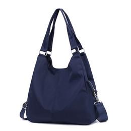 2018 New Casual Women Handbag Waterproof Nylon Shoulder Bag Fashion Design  Good quality Wear-resistant Big Tote Messenger Bags da4656e1dcd47