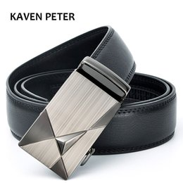 Designer Leather Trousers Australia - Genuine Leather Male Belt New Designer Automatic Real Leather Belt High Quality Luxury Trousers Pants Men Belts
