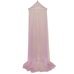 China Mosquito net mosquito net canopy bed canopy for double beds insect Purple cheap canopies netting for beds suppliers