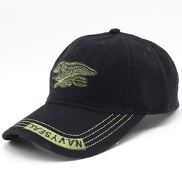 Navy hats online shopping - Army Green Snapback Suitable Four Seasons Camo Men And Women Cap For Hunting Fishing Navy Seal Hats jx BB