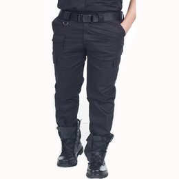 $enCountryForm.capitalKeyWord Canada - Cargo Pants Men Black Tactical Trousers Military Working Trousers Mens Army Working Pants Clothes Hombre Thin Casual Pantalones