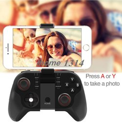 $enCountryForm.capitalKeyWord NZ - HOT VR Bluetooth Android Gamepad Wireless Joystick Controller For Iphone IOS PC Smart TV Mini game accessory BLACK DHL