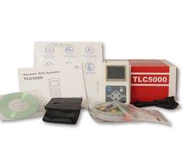 Contec Производитель Доставка 12 каналов Contec TLC5000 Ручная система регистрации рекордера ЭКГ / ЭКГ Холдинг CE FDA Certified