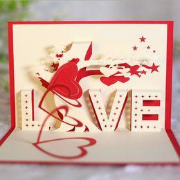 Handmade love pop up cards australia new featured handmade love handmade love pop up cards australia love tree 3d pop up handmade greeting cards for m4hsunfo