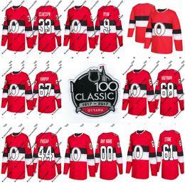$enCountryForm.capitalKeyWord NZ - 41 Craig Anderson Jersey 2018 Season 100th Classic 1 Mike Condon 2 Dion Phaneuf Ottawa Senators Custom Hockey Jerseys