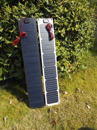 $enCountryForm.capitalKeyWord Australia - flexible Workstar 17V 20W Flexible Charger For Motorhomes Cars 12V battery Mono Solar Panel Cell with Controller 800*150*3mm