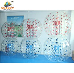 Football Games For Kids Australia - Free Shipping funny sport game inflatable body zorb football soccer bubble human ball for kids and adults