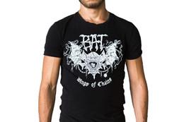 $enCountryForm.capitalKeyWord NZ - Bat Wings Of Chains 2016 Album Cover T-Shirt T-Shirt Men Man's Fashion Short Sleeve Cotton Custom XXXL Family Camiseta
