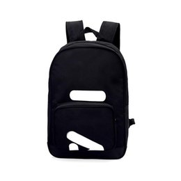 wholesale computer backpacks NZ - Brand designer Backpack Fashion Casual Unisex Travel Bag handbags Couple Backpack Student Bag Computer Bag free shopping