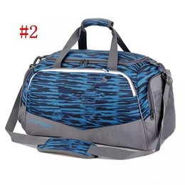 Tripod hiking online shopping - TIANQI Hot sale UA Backpack Casual Hiking Camping Backpacks Waterproof Travel Outdoor Bags Teenager School Bag Makeup Bags Travel Bags DHL