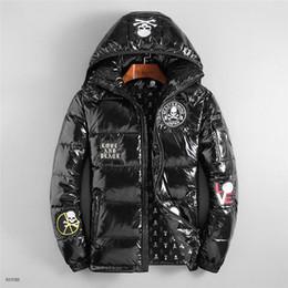 Discount sports jacket fashion - Mens Designer Jacket Fashion Autumn Winter Coat Windbreaker Brand Coat Zipper Coat Outdoor Sport Jackets Plus Size Men C