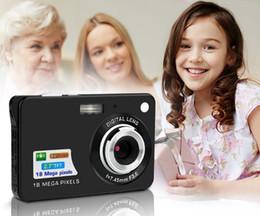 "Tft Lcd Cmos Australia - High Quality 18MP 2.7"" TFT LCD DV 8X Digital Zoom HD 1280x720 Digital Camcorder Camera LLFA"