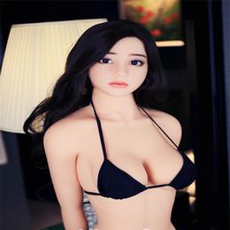 Venta caliente japonesa amor verdadero tamaño de la vida muñeca del amor muñeca sexy muñeca del sexo del silicón del cuerpo completo para hombres envío gratis en venta