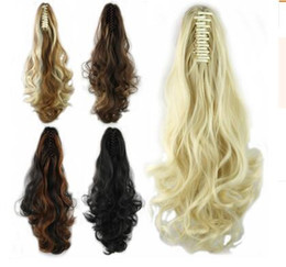 $enCountryForm.capitalKeyWord NZ - European and American women's hair clips, long curly hair, new card, Mawei, foreign direct selling, direct selling