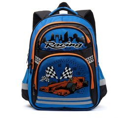 $enCountryForm.capitalKeyWord Canada - GRIZZLY Russia Kids Bags Racing Car Children Schoolbags Orthopedic Waterproof Backpacks Primary Boys School Bags for Grade 1-4