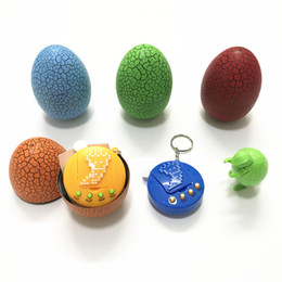 $enCountryForm.capitalKeyWord Australia - Dinosaur egg Tamagotchi Electronic Pets Toys 90S Nostalgic 49 Pets in One Virtual Cyber Pet Toy Funny Tamagochi Develop toy