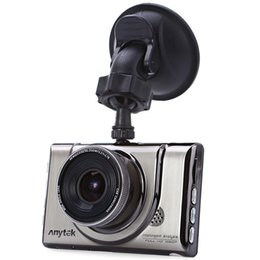 Anytek Dvr UK - New Original Anytek A100 Full HD 1080 Car DVR 6GA Lens 170 Wide Angle Vehicle Car Camera Car Camcorder Video Recorder dash cam