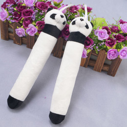Kung fu doll online shopping - Lightweight Panda Nunchakus For Beginner Training Practice Safety PP Cotton Super Soft Plush Doll Toy Birthday Present For Kids
