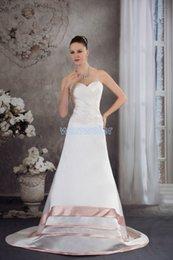Опт бесплатная доставка 2018 новый fantasias beadiang ручной работы нестандартный размер невесты Золушка платье женщины белый длинные бисером свадебные платья