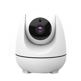 Discount infrared lenses - Wireless Wifi Baby IP Camera 3.6mm Lens Infrared Night Vision Motion Detection HD 1080P Surveillance Camera Support TF C