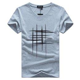 Мужская футболка большого размера с коротким рукавом Мужская рубашка с короткими рукавами Phone Word Casual Tees