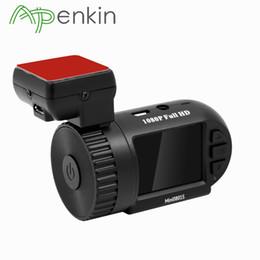 Car Dvr Tracker UK - Arpenkin Mini0801 Upgrade Mini0801S GPS Car Camera Video Recorder Dash Cam 1080P Capacitor G-Sensor Night Vision Full HD Car DVR