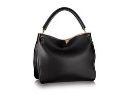 China Tournon handbag M50326 ladies soft calfskin retro TOP OXIDIZED REAL LEATHER ICONIC SHOULDER BAG TOTES CROSS BODY BUSINESS MESSENGER BAGS suppliers