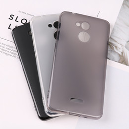 China Chinese Mobile Phone NZ - 1 Pc Lot TPU Gel Back Case Cover For China Mobile A3S Pudding Case Soft Cell Phone Cases + Ring bracket