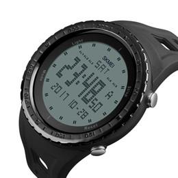 Men Digital Wrist Watches NZ - Watches Men Fashion Sport Watch LED Digital 50M Waterproof Swim Dress Sports Outdoor Wrist watch