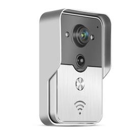 $enCountryForm.capitalKeyWord UK - Wireless IP Video Intercom Smart WI-FI Video Door Phone Door Bell WIFI Doorbell Camera Night Vision Two-way Audio Unlock