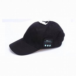 $enCountryForm.capitalKeyWord Australia - Hot Sales Smart Phone Tablet Wireless Sport Bluetooth Music Hat 2-in-1 Hands-free Cap Speaker Sport Baseball Cap Headset