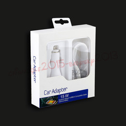 $enCountryForm.capitalKeyWord Australia - car charger 2 in 1 Fast Adaptive Rapid Charge 5V 2A 9V 1.67A Car charger With 1.5M or 1.2M Micro Type c Usb Cable for samsung s6 s7 s8 plus