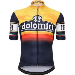 Chinese  Jerseys Bike Tour De Italy D'ITALIA 2016 Cycling Jersey short sleeve cycling shirt Bike bicycle clothes Clothing Ropa Ciclismo Breathable manufacturers