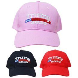 dbcc206efbafc8 Black red star BaseBall cap online shopping - Embroidery Trump Baseball Caps  Make America Great Again