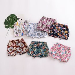 2018 Summer INS Fasion Baby Girls Pants Infant Girls Simple Style Shorts 1-5 Years 14 Colors