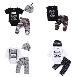 China Cool Boy Clothing Sets HERO Letters Printing Shirt Top Pants Shark Shorts 2-pcs 3-pcs Suit Kids Summer Spring Autumn Outfits 0-24M cheap cool spring outfits suppliers