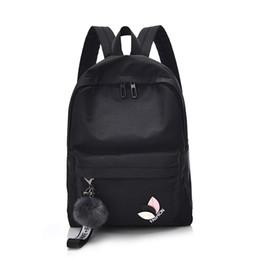 b35b37b26f7 Women Waterproof Nylon Backpacks Female Rucksack School Backpack For  Teenagers Girls Fashion Space Travel Bag Bolsas Mochilas