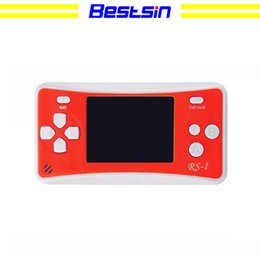 nes games 2019 - Bestsin RS-1 Handheld Game Consoles Mini Protable Game Players Color Video Game Children Gifts Classic Games Box Also Sa