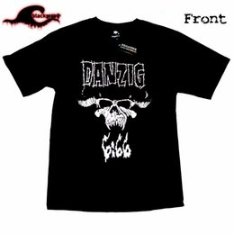 band t s NZ - Danzig - Classic Logo - Band T-Shirt