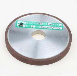 $enCountryForm.capitalKeyWord Canada - Free shipping 1PCS Brand New 100mm Diamond Grinding Wheel Flat-Shaped Hard Steel Cutter Grinder For Carbide Metal