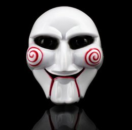 halloween costume saw 2018 murderer mask halloween horrible terrorist saw pvc for party costume cosplay